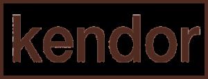 Kendor logo rusty border